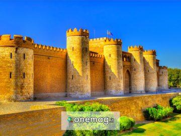 Castello dell'Aljafería, Saragozza