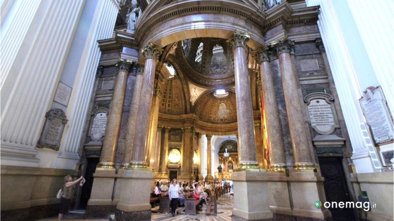 La Basilica del Pilar di Saragozza