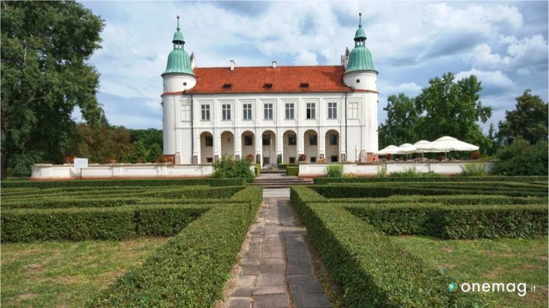 Castelli della Polinia, Castello Baranów Sandomierski