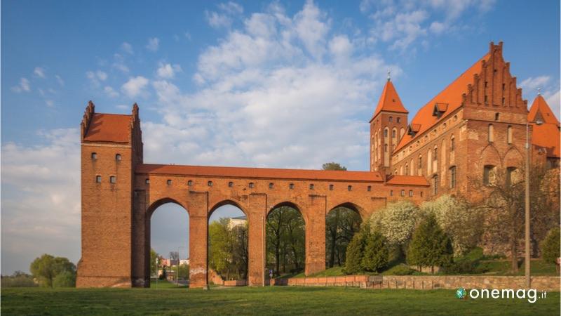 Castelli della Polinia, Castello di Kwidzyn