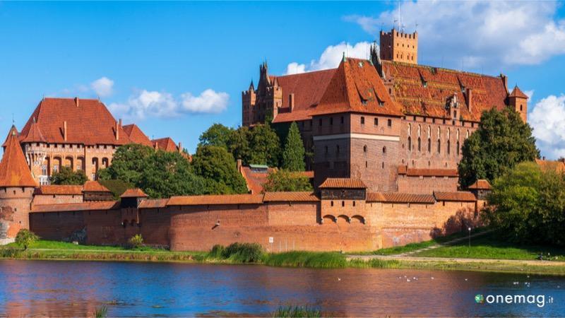 Castelli della Polinia, Castello di Malbork