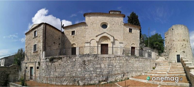Chiesa di San Bartolomeo a Campobasso, guida turistica del capoluogo del Molise