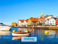 Stavanger, l'antica città norvegese