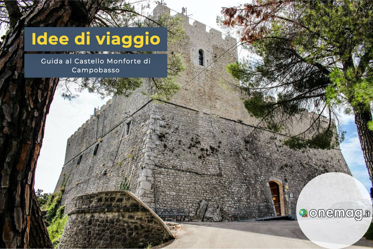 Guida al Castello Monforte di Campobasso