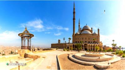 Il Cairo, Moschea di Muhammad Ali