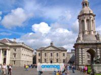 Il Trinity College, l'Università di Dublino