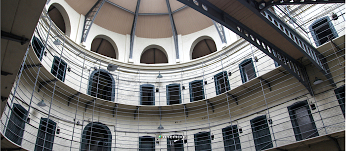 Il carcere Kilmainham Gaol, Irlanda