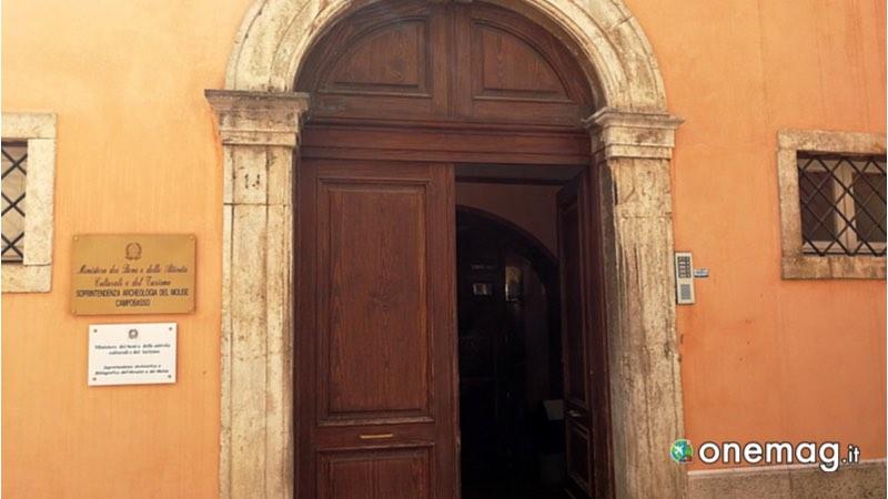 Museo sannitico, Campobasso
