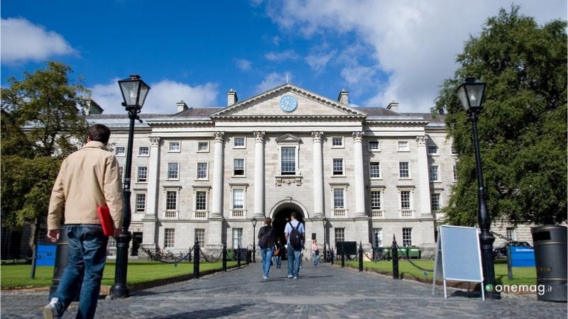 Cosa vedere a Dublino, Trinity College