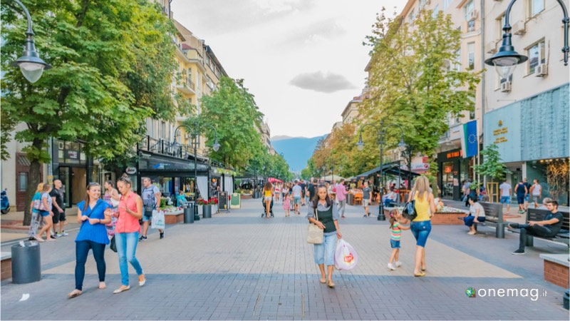 Dove fare shopping in Bulgaria, Sofia