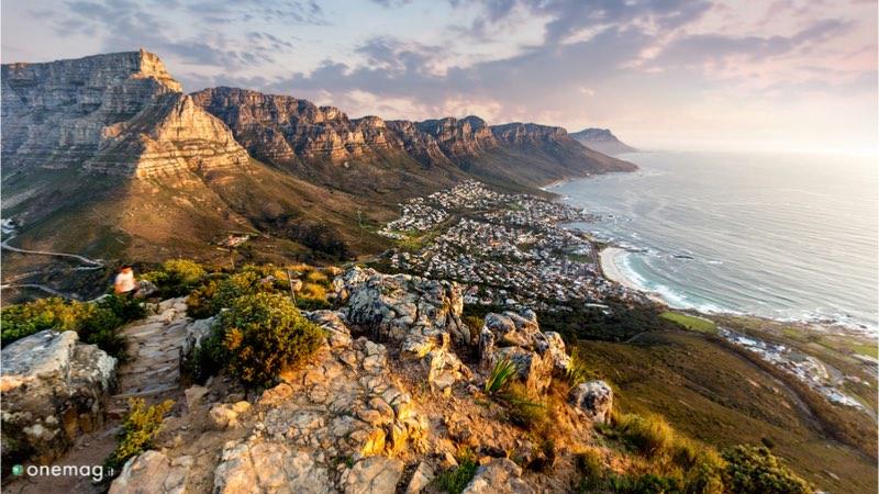 Viaggi per immagini in Africa, le città
