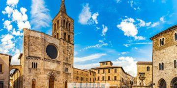 Bevagna, il borgo medievale di Perugia