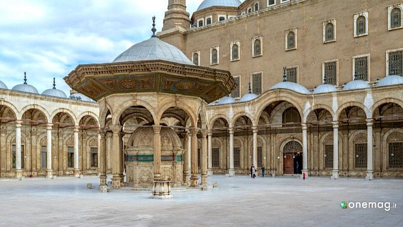 La Moschea di Muhammad Ali, Cairo