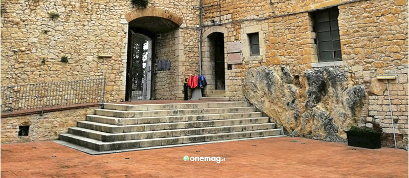 Cosa vedere al Castello Monforte, interni
