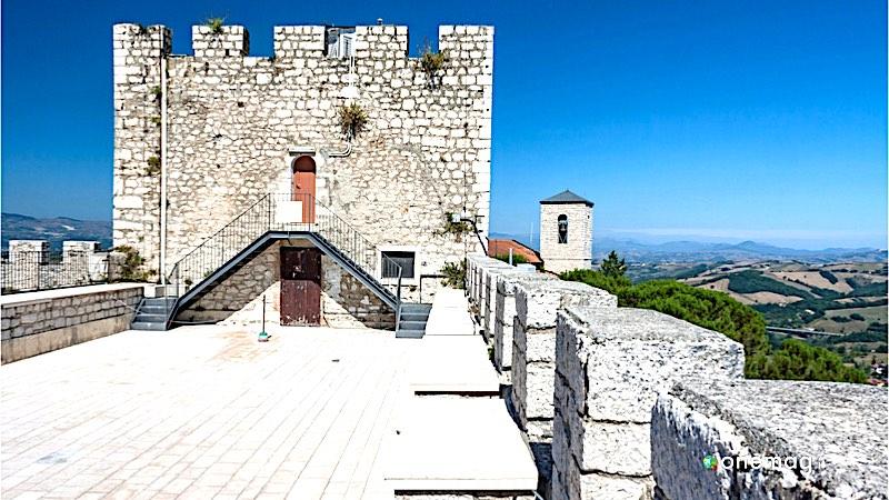 Cosa vedere al Castello Monforte di Campobasso