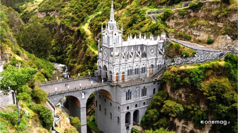 Le chiese più belle del mondo, Santuario di Las Lajas