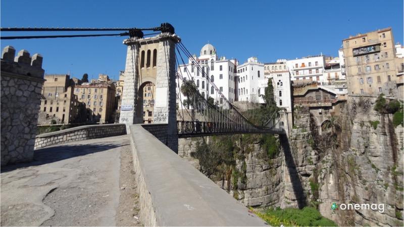 Cosa vedere a Costantina in Algeria