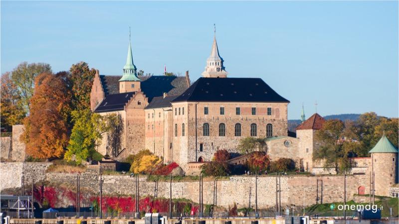 Cosa visitare a Oslo in una giornata, Fortezza di Akershus