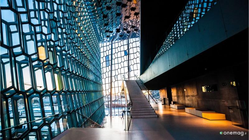 Harpa Concert Hall di Reykjavík, il fascino moderno dell'Islanda