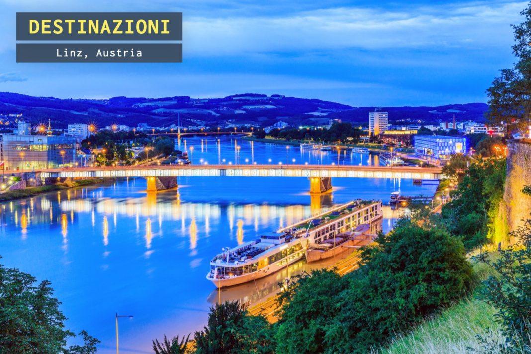 Guida turistica di Linz