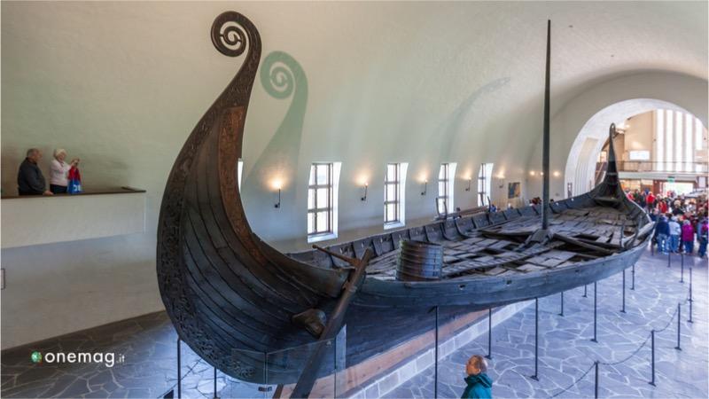 Cosa visitare a Oslo in una giornata, il Museo delle Navi Vichinghe