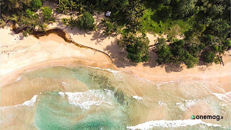 Le più belle spiagge di Panama, Red Frog Beach
