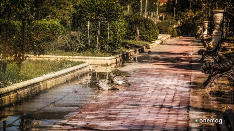 Parco José Antonio Labordeta di Saragozza, giardino botanico