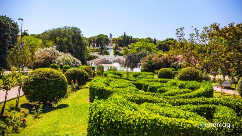Parco José Antonio Labordeta, veduta