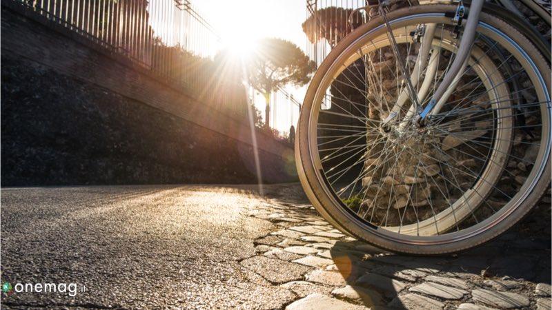 Regina Ciclarum, raggiungere il mare dalla città di Roma in bicicletta
