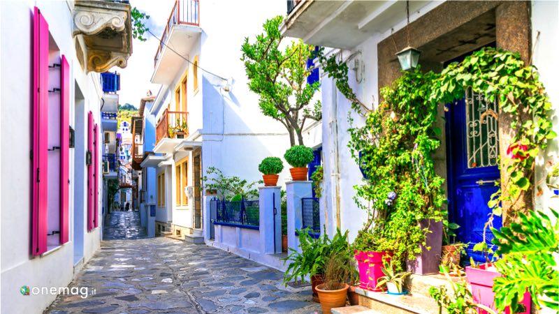 Cosa vedere a Skopelos, vicolo