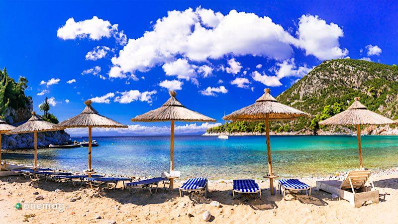 Coa vedere a Skopelos, Spiaggia Limnonari