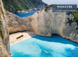 Le spiagge segrete d'Europa