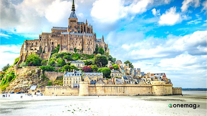 Le chiese più belle del mondo, Abbazia di Mont-Saint-Michel,