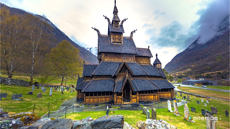 Le cheise più belle del mondo, Stavkirke di Borgund