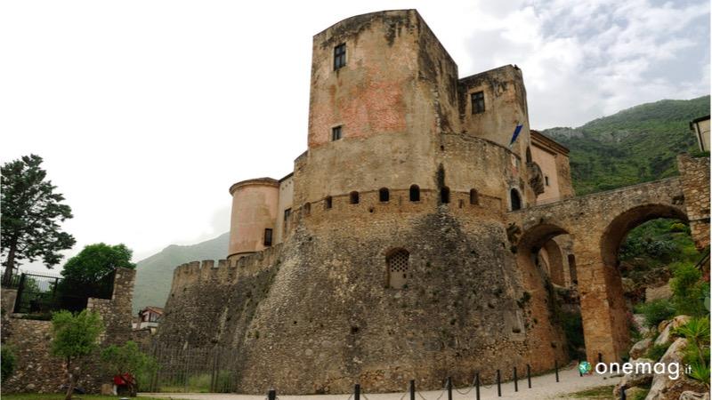Cosa vedere a Venafro, il castello Pandone