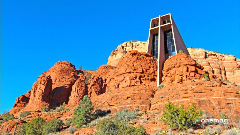 Le chiese più belle del mondo, Cappella della Santa Croce, Arizona
