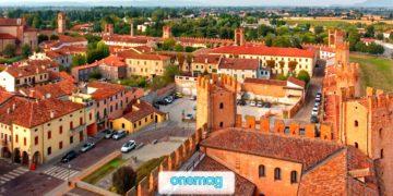 Montagnana, il borgo medievale in provincia di Padova