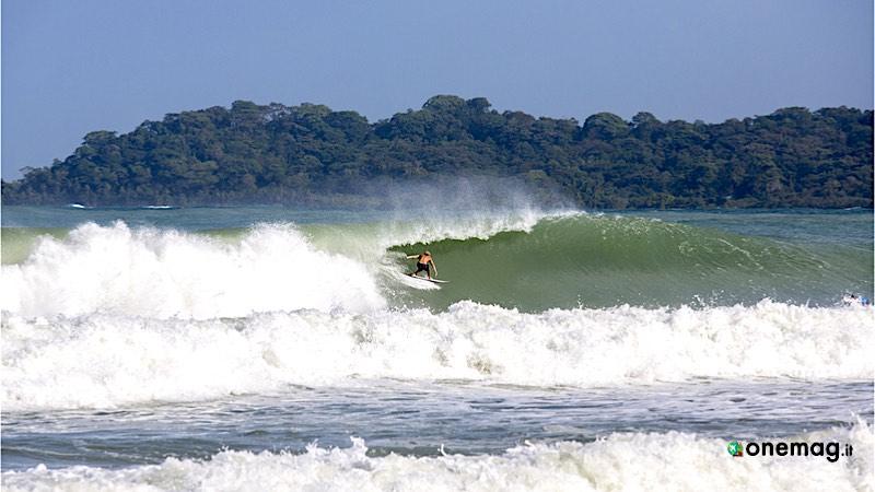 Le migliori spiagge di Panama, Playa Las Lajas, Chiriquí