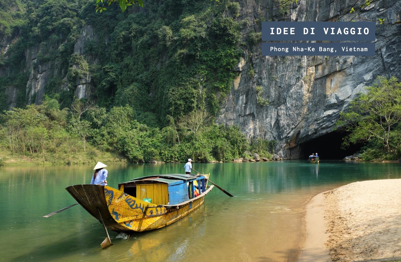Il parco naturale vietnamita di Phong Nha-Ke Bang