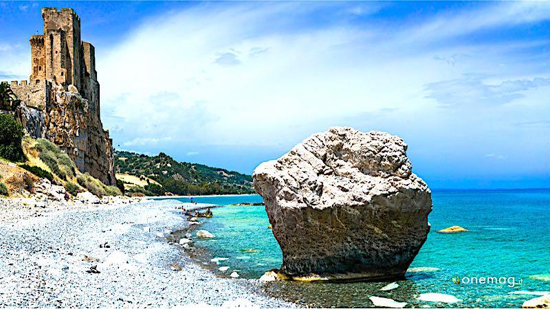 Calabria, le migliori spiagge Bandiera Blu 2019, Roseto Capo Spulico