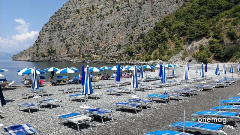 Le migliori spiagge d'Italia, Spiaggia Acquafredda di Maratea