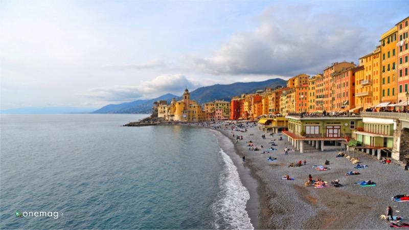 Le migliori spiagge d'Italia, Spiaggia di Camogli
