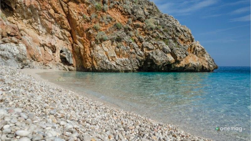 Le spiagge più belle d'Italia, Spiaggia di Capreria