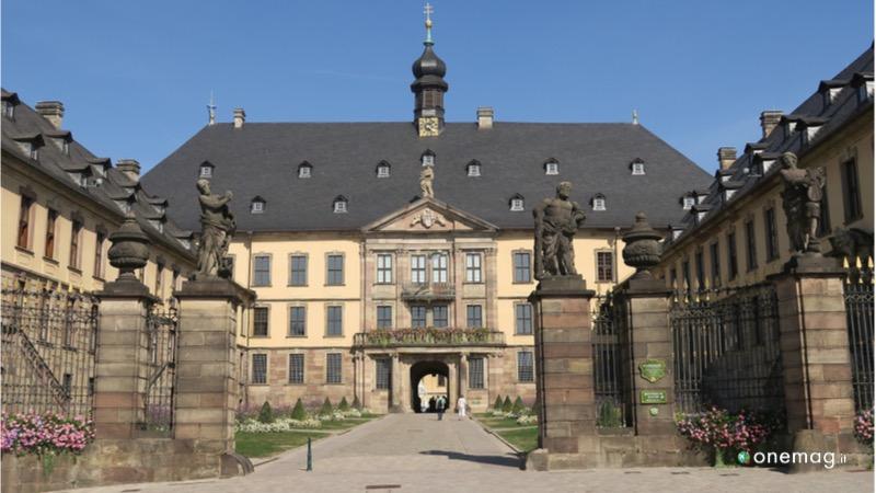 Cosa vedere a Fulda, il castello
