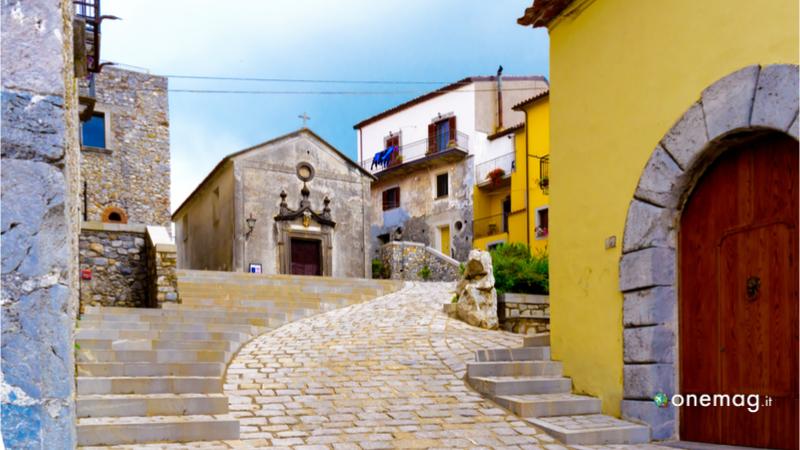 Aieta, il borgo in provincia di Cosenza