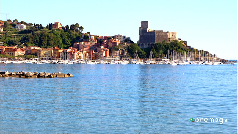 Le migliori Bandiere Blu 2019 in Liguria, Baia Blu,