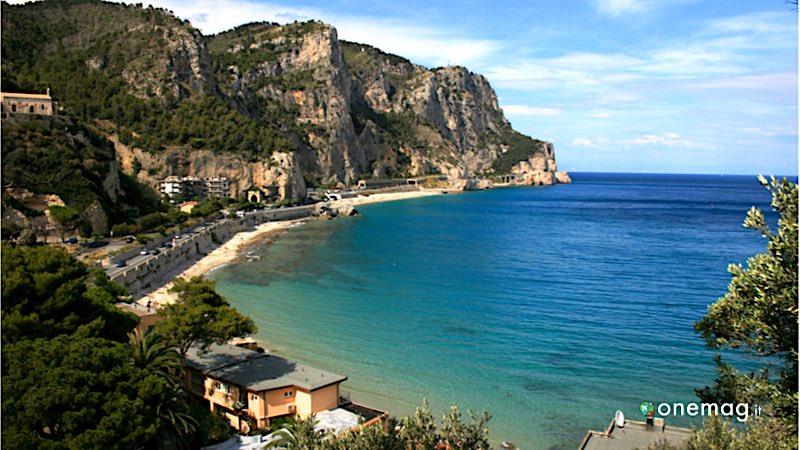 Le migliori Bandiere Blu 2019 in Liguria, Baia dei Saraceni