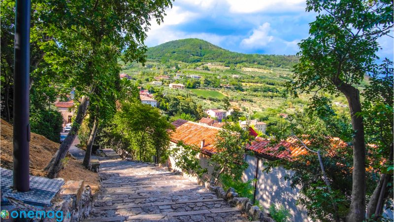 Viaggio per immagini: Arquà Petrarca