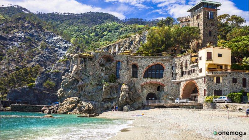 Cosa vedere a Monterosso al Mare. la spiaggia