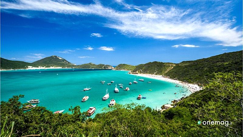 Le più belle spiagge del Brasile, Arraial do Cabo